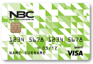 Personal ATM and Debit Cards from NBC Oklahoma